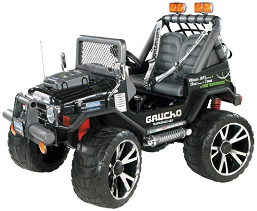 Gaucho Superpower 24 Volts Peg Perego