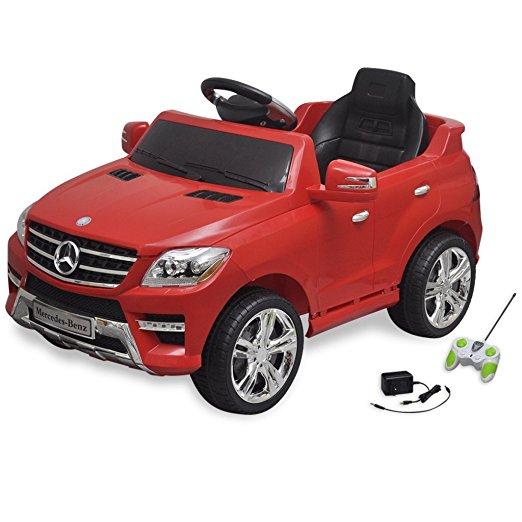 4x4 Mercedes enfant 6V