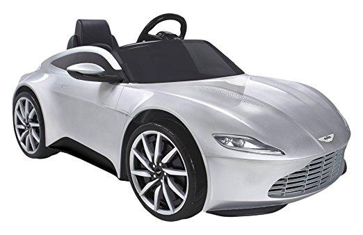 Aston Martin éléctrique pour enfant 6V