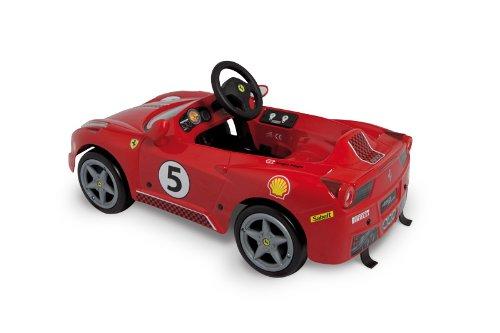 Ferrari 458 challenge électrique pour enfant
