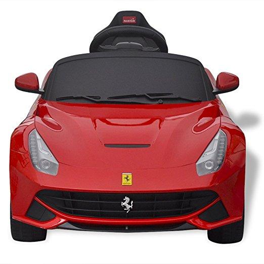 Ferrari F12 pour enfant