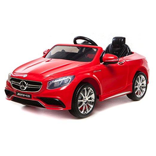 voiture mercedes enfant avec télécommande parents