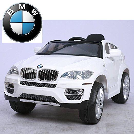 4x4 BMW X6 électrique enfant