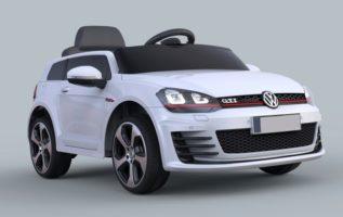 voiture électrique Volkswagen enfant