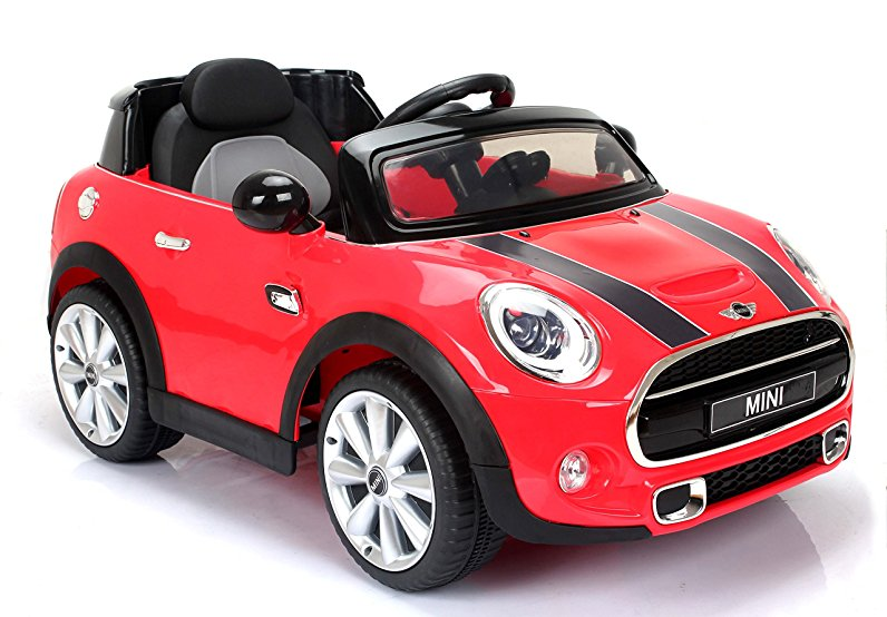 voiture lectrique enfant mini cooper comparatif des. Black Bedroom Furniture Sets. Home Design Ideas
