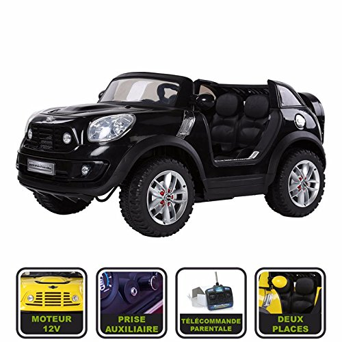voiture lectrique enfant mini cooper comparatif des meilleurs mod les. Black Bedroom Furniture Sets. Home Design Ideas