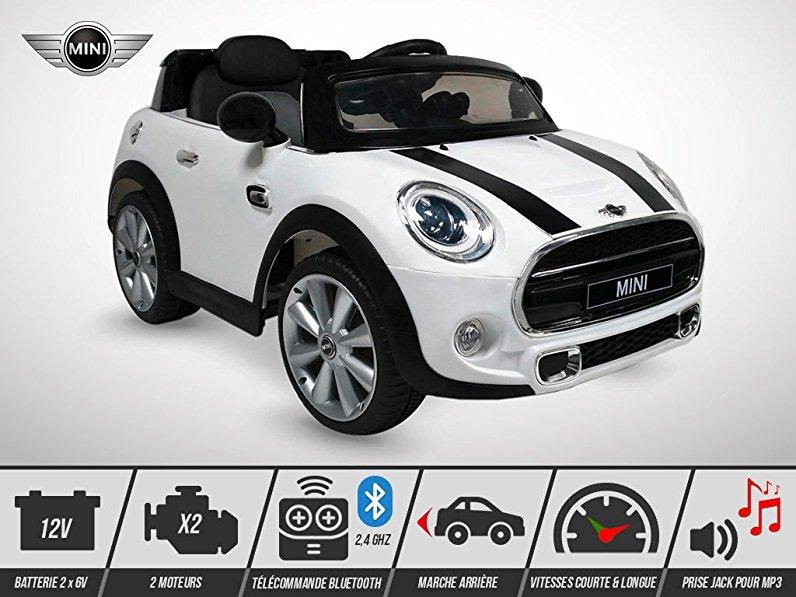 voiture enfant mini cooper