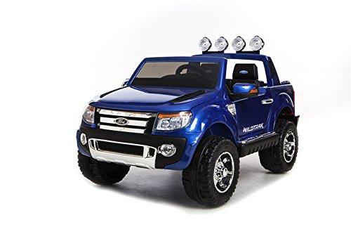 voiture enfant électrique ford wildtrack
