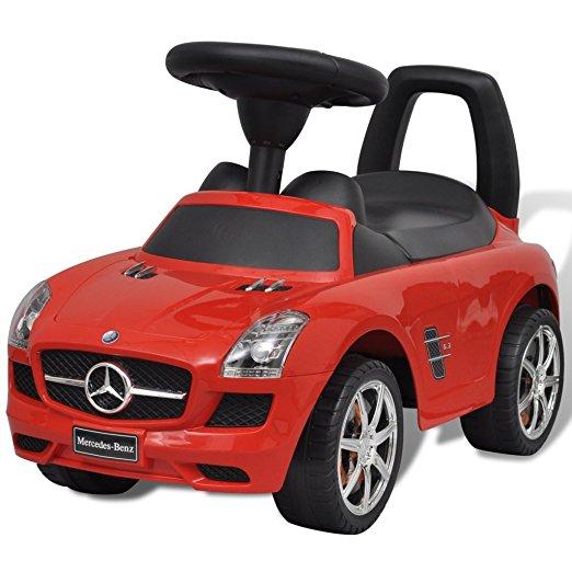 voiture électrique à pousser enfant 2 ans